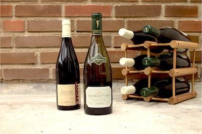 Wine inspiration Burgundy 1er Cru wine box